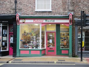 Photo of Fairer World, Gillygate, York