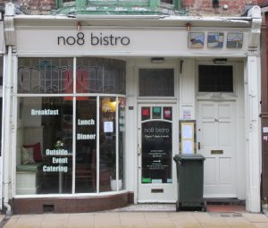 Photo of No 8 Bistro, Gillygate, York