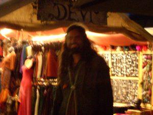 Trader At Festival