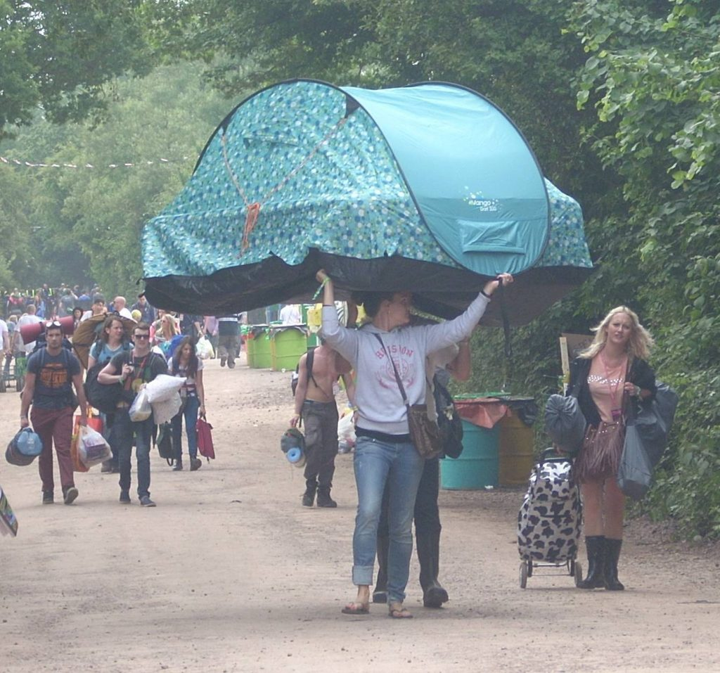 Glastonbury Refugee