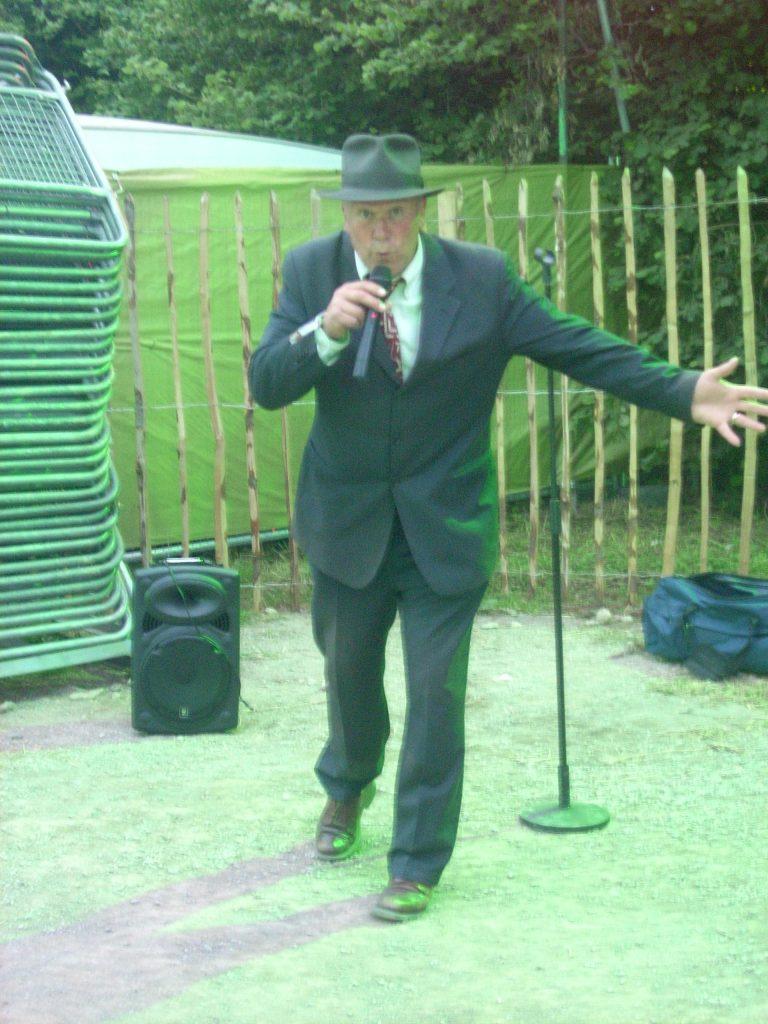 Frank at Glastonbury